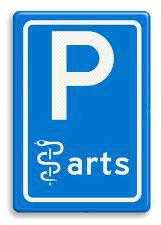 logo P voor arts